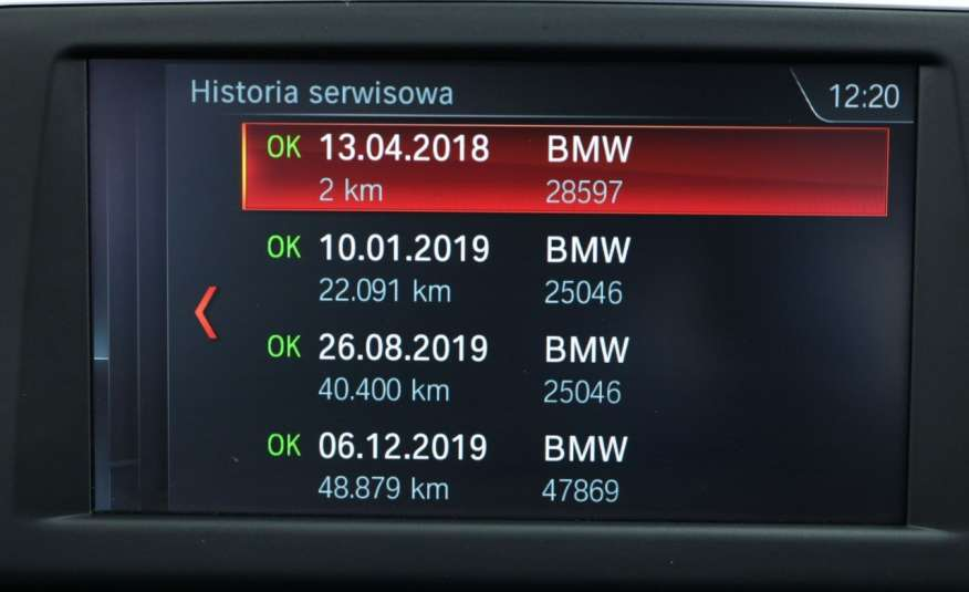 BMW 218 ActiveTourer Advantage automat+, fv VAT 23, PL, Gwarancja x5 zdjęcie 38