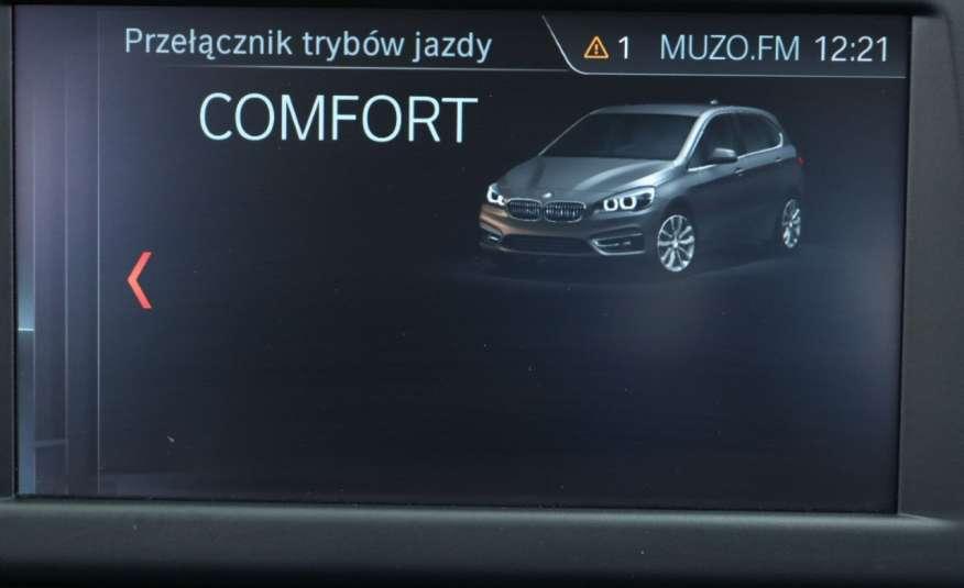 BMW 218 ActiveTourer Advantage automat+, fv VAT 23, PL, Gwarancja x5 zdjęcie 48