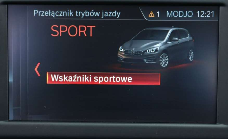 BMW 218 ActiveTourer Advantage automat+, fv VAT 23, PL, Gwarancja x5 zdjęcie 49