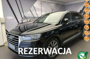 Audi Q7 Gwarancja, Salon, Ideał