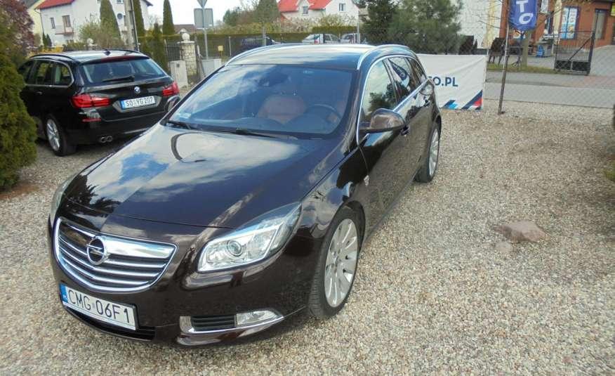 Opel Insignia Zarejestrowana , auto , Opc Line , zobacz zdjęcia oraz opis zdjęcie 7