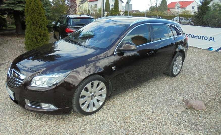 Opel Insignia Zarejestrowana , auto , Opc Line , zobacz zdjęcia oraz opis zdjęcie 8