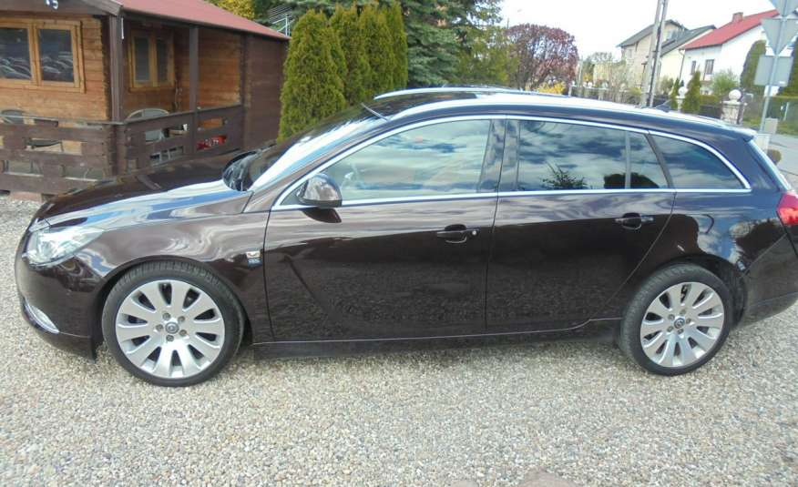 Opel Insignia Zarejestrowana , auto , Opc Line , zobacz zdjęcia oraz opis zdjęcie 10