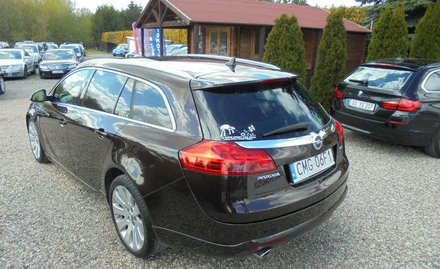 Opel Insignia Zarejestrowana , auto , Opc Line , zobacz zdjęcia oraz opis zdjęcie 12