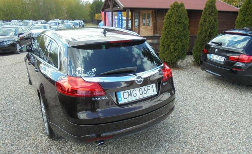 Opel Insignia Zarejestrowana , auto , Opc Line , zobacz zdjęcia oraz opis zdjęcie 13