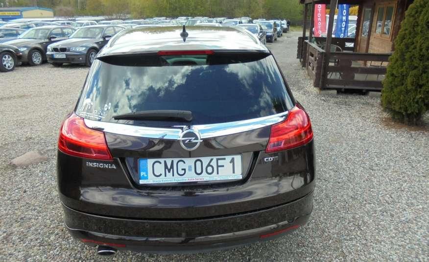 Opel Insignia Zarejestrowana , auto , Opc Line , zobacz zdjęcia oraz opis zdjęcie 14