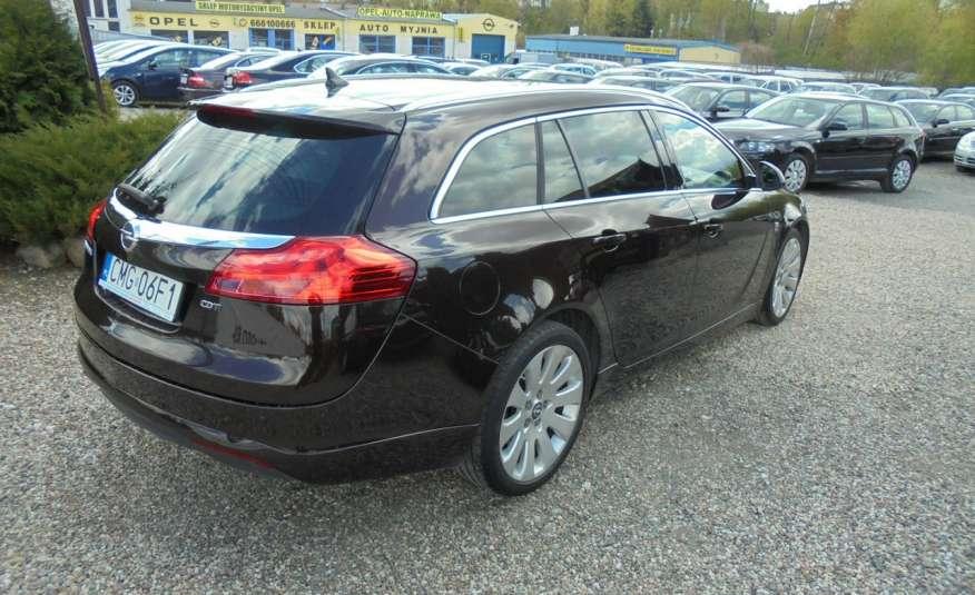 Opel Insignia Zarejestrowana , auto , Opc Line , zobacz zdjęcia oraz opis zdjęcie 16