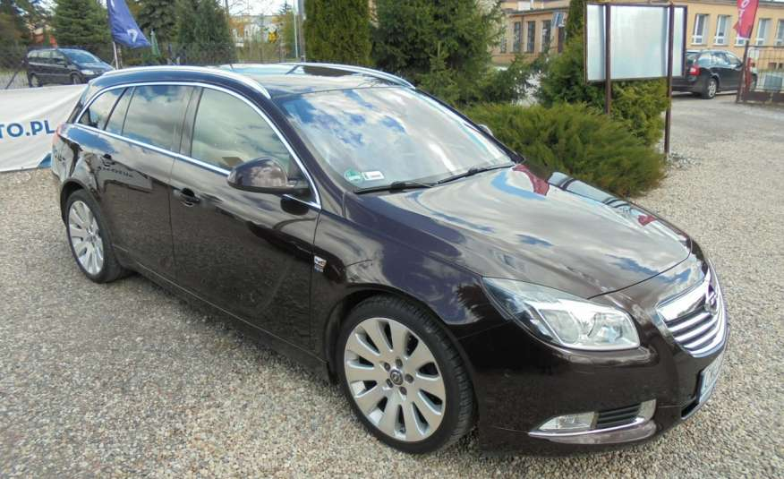 Opel Insignia Zarejestrowana , auto , Opc Line , zobacz zdjęcia oraz opis zdjęcie 19