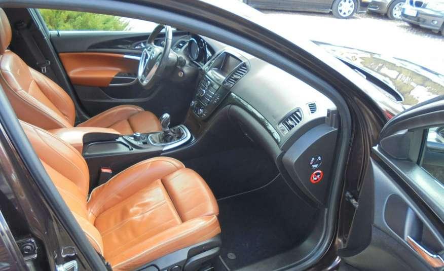 Opel Insignia Zarejestrowana , auto , Opc Line , zobacz zdjęcia oraz opis zdjęcie 21