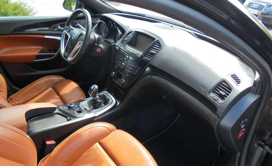 Opel Insignia Zarejestrowana , auto , Opc Line , zobacz zdjęcia oraz opis zdjęcie 22