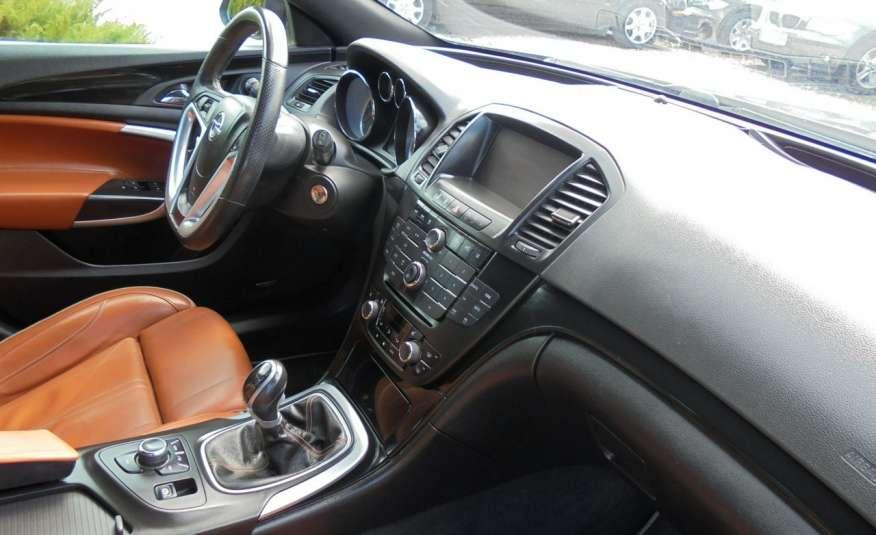 Opel Insignia Zarejestrowana , auto , Opc Line , zobacz zdjęcia oraz opis zdjęcie 23