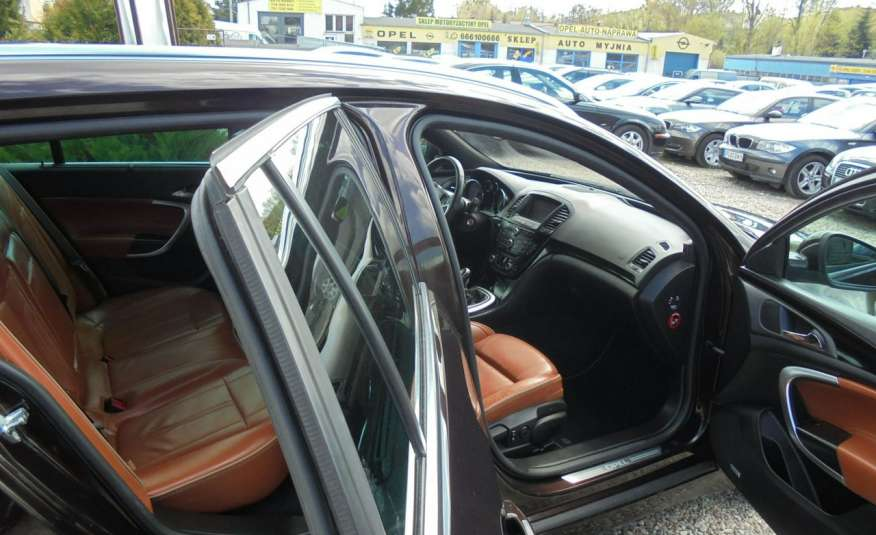 Opel Insignia Zarejestrowana , auto , Opc Line , zobacz zdjęcia oraz opis zdjęcie 25
