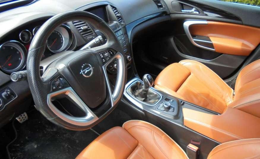 Opel Insignia Zarejestrowana , auto , Opc Line , zobacz zdjęcia oraz opis zdjęcie 26
