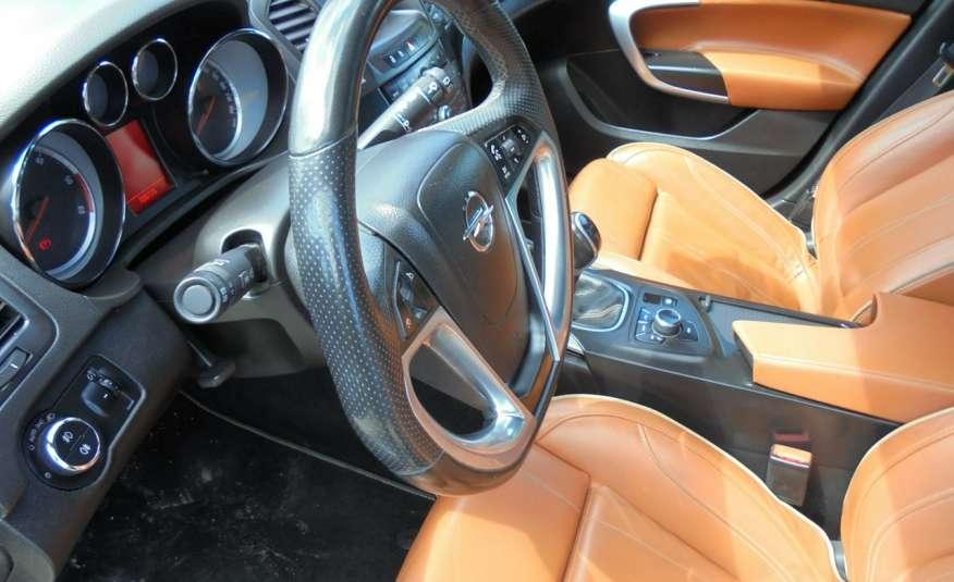 Opel Insignia Zarejestrowana , auto , Opc Line , zobacz zdjęcia oraz opis zdjęcie 27