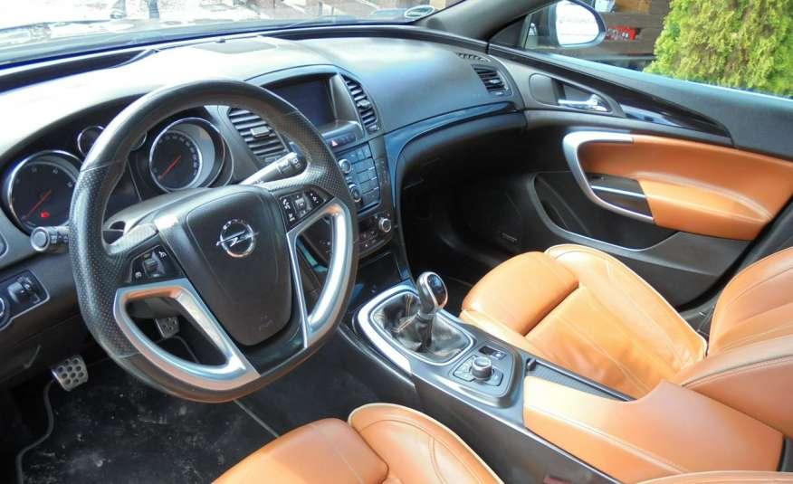 Opel Insignia Zarejestrowana , auto , Opc Line , zobacz zdjęcia oraz opis zdjęcie 28