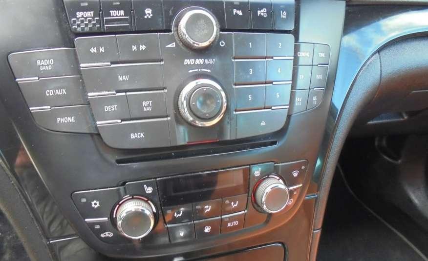 Opel Insignia Zarejestrowana , auto , Opc Line , zobacz zdjęcia oraz opis zdjęcie 30