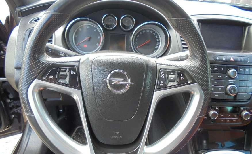 Opel Insignia Zarejestrowana , auto , Opc Line , zobacz zdjęcia oraz opis zdjęcie 31