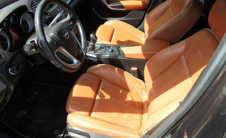 Opel Insignia Zarejestrowana , auto , Opc Line , zobacz zdjęcia oraz opis zdjęcie 33