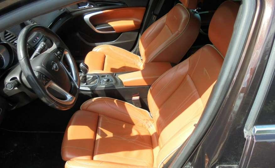 Opel Insignia Zarejestrowana , auto , Opc Line , zobacz zdjęcia oraz opis zdjęcie 34