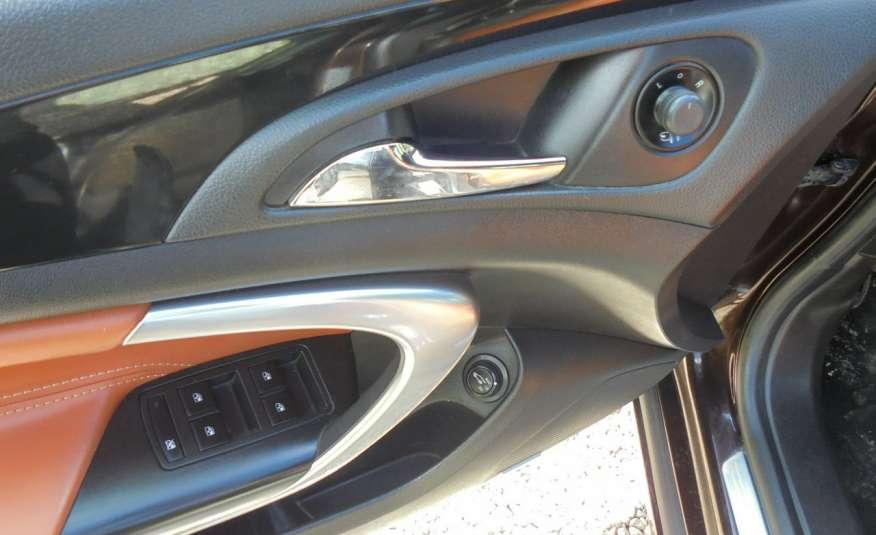 Opel Insignia Zarejestrowana , auto , Opc Line , zobacz zdjęcia oraz opis zdjęcie 36