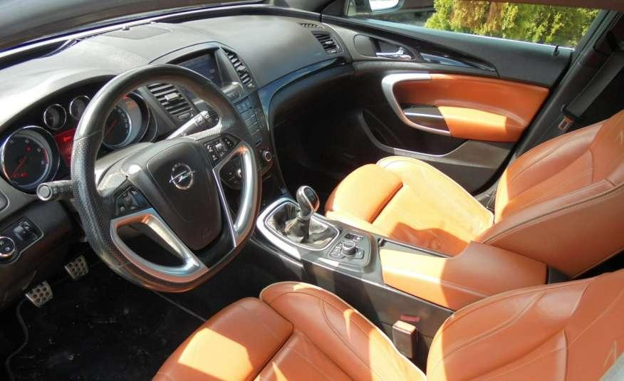 Opel Insignia Zarejestrowana , auto , Opc Line , zobacz zdjęcia oraz opis zdjęcie 38