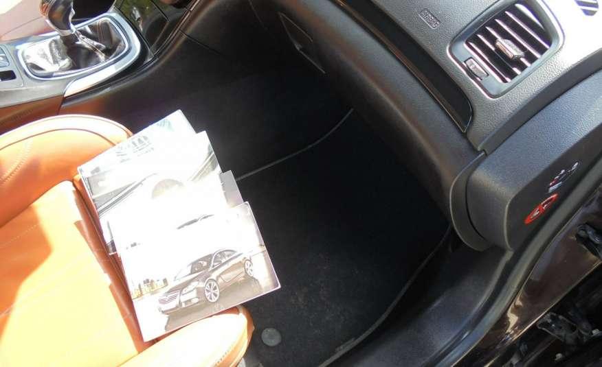 Opel Insignia Zarejestrowana , auto , Opc Line , zobacz zdjęcia oraz opis zdjęcie 40