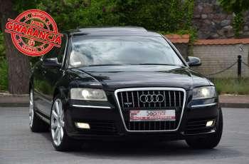 Audi A8 A8L 3.2FSi 260KM 2008r. LONG Lift F1 Solar Rolety w12 style