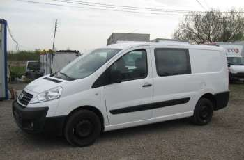 Fiat SCUDO MAXI. 6- OSOBOWY. KLIMATYZACJA