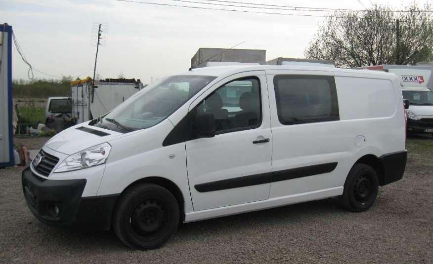 Fiat SCUDO MAXI. 6- OSOBOWY. KLIMATYZACJA zdjęcie 1