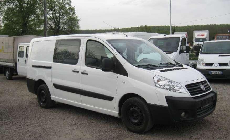 Fiat SCUDO MAXI. 6- OSOBOWY. KLIMATYZACJA zdjęcie 2