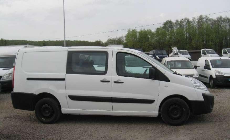 Fiat SCUDO MAXI. 6- OSOBOWY. KLIMATYZACJA zdjęcie 3