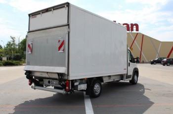 Peugeot Boxer Kontener + Winda BAR 750kg