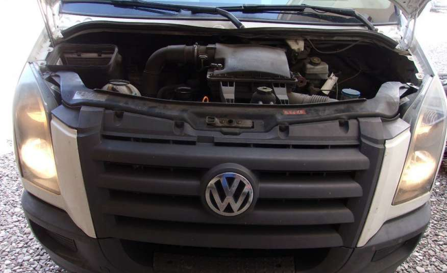 Volkswagen crafter zdjęcie 25