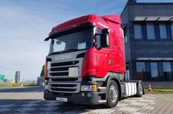 Scania R410LA4X2MEB MEGA EURO 6 RETARDER