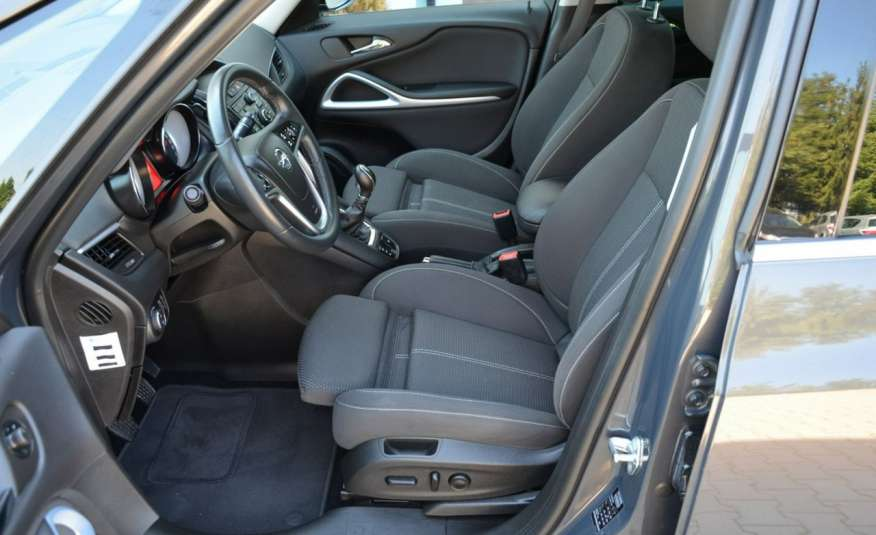 Opel Zafira Zafira Opłacona 1.6CDTI 136KM Bi-Xenon Navi Serwis Alu Gwarancja zdjęcie 21