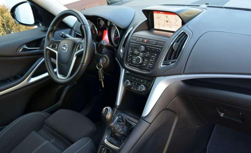 Opel Zafira Zafira Opłacona 1.6CDTI 136KM Bi-Xenon Navi Serwis Alu Gwarancja zdjęcie 27