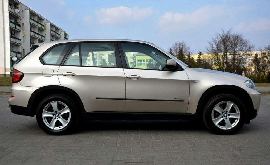 BMW X5 Zarejestrowana 3.0D Serwis Jasna skóra Navi Panorama Gwara zdjęcie 2