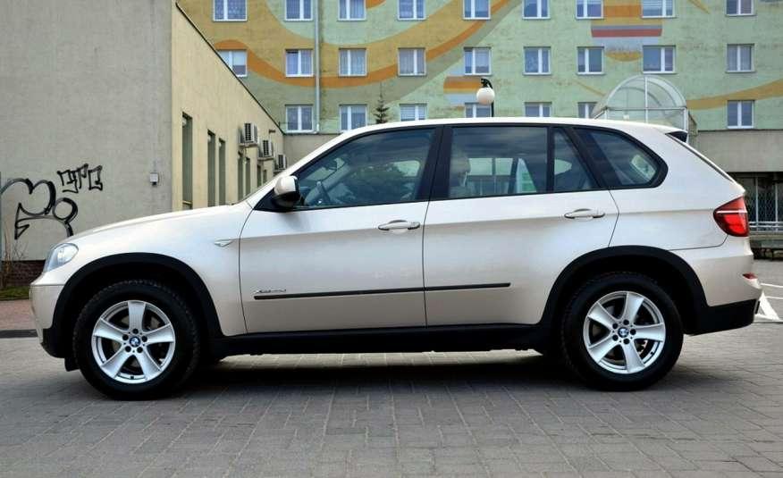 BMW X5 Zarejestrowana 3.0D Serwis Jasna skóra Navi Panorama Gwara zdjęcie 6