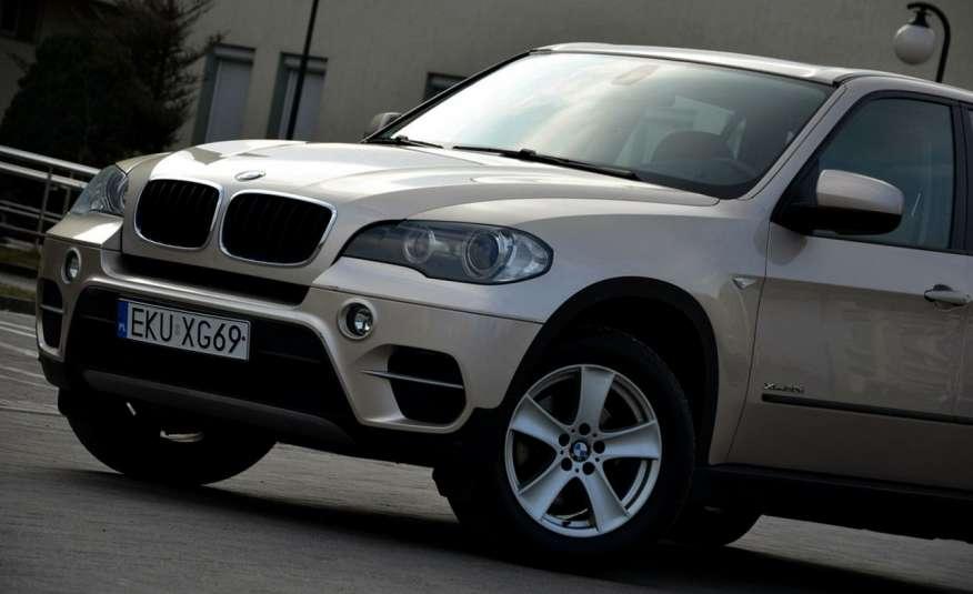 BMW X5 Zarejestrowana 3.0D Serwis Jasna skóra Navi Panorama Gwara zdjęcie 11