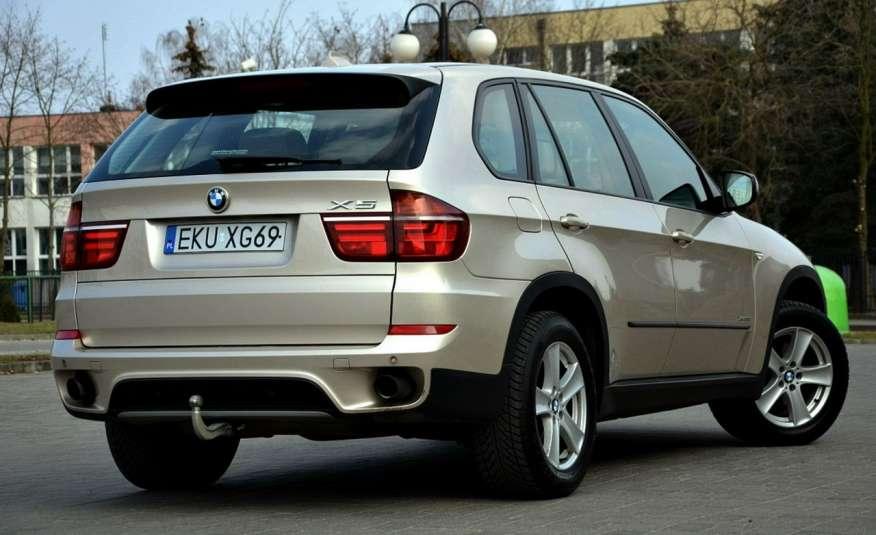 BMW X5 Zarejestrowana 3.0D Serwis Jasna skóra Navi Panorama Gwara zdjęcie 13