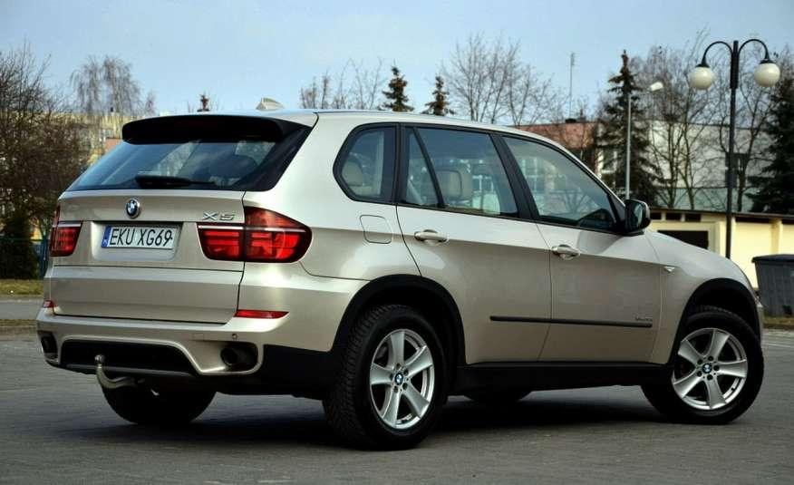 BMW X5 Zarejestrowana 3.0D Serwis Jasna skóra Navi Panorama Gwara zdjęcie 14