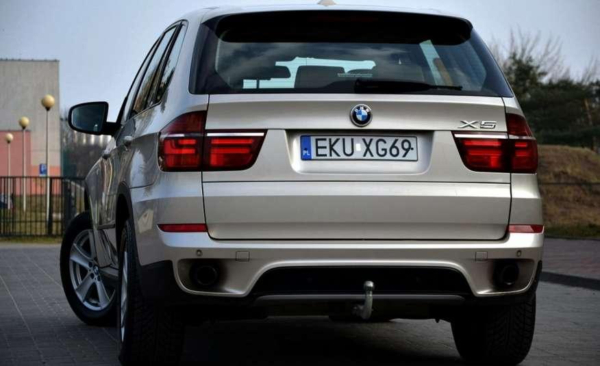 BMW X5 Zarejestrowana 3.0D Serwis Jasna skóra Navi Panorama Gwara zdjęcie 15