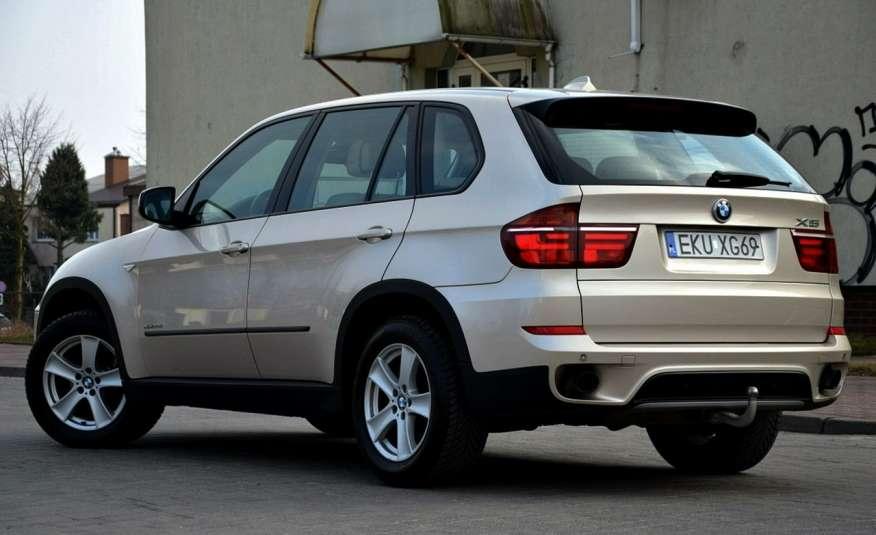 BMW X5 Zarejestrowana 3.0D Serwis Jasna skóra Navi Panorama Gwara zdjęcie 17