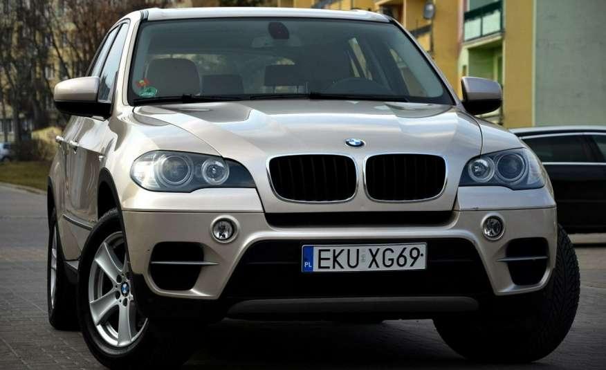 BMW X5 Zarejestrowana 3.0D Serwis Jasna skóra Navi Panorama Gwara zdjęcie 18