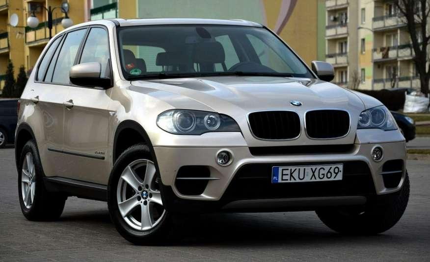BMW X5 Zarejestrowana 3.0D Serwis Jasna skóra Navi Panorama Gwara zdjęcie 19