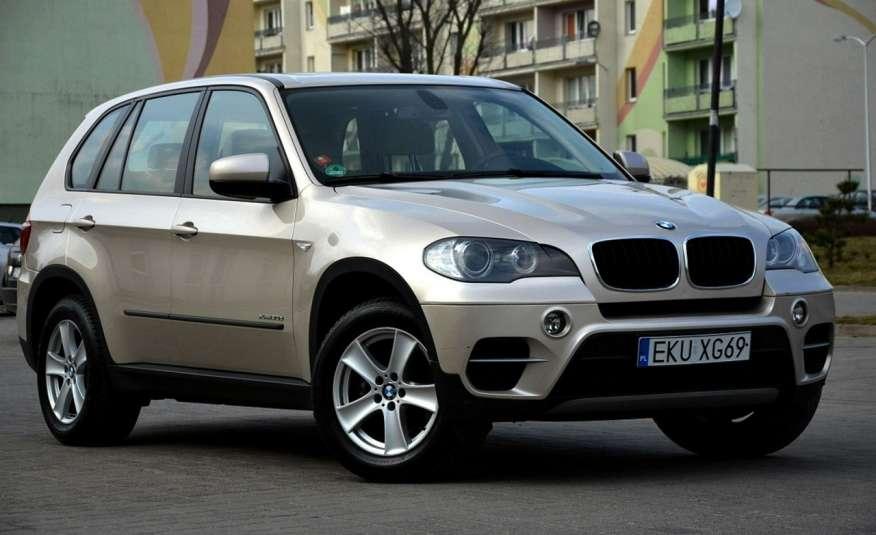 BMW X5 Zarejestrowana 3.0D Serwis Jasna skóra Navi Panorama Gwara zdjęcie 20