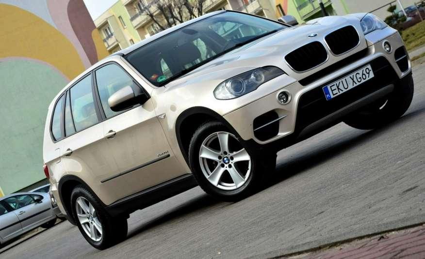 BMW X5 Zarejestrowana 3.0D Serwis Jasna skóra Navi Panorama Gwara zdjęcie 21
