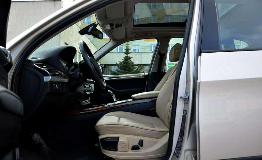 BMW X5 Zarejestrowana 3.0D Serwis Jasna skóra Navi Panorama Gwara zdjęcie 22