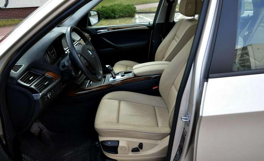 BMW X5 Zarejestrowana 3.0D Serwis Jasna skóra Navi Panorama Gwara zdjęcie 23