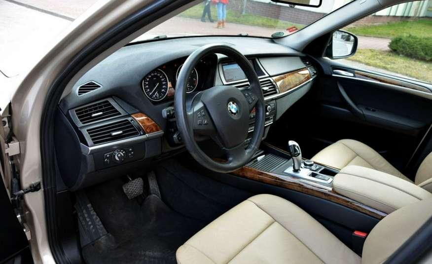 BMW X5 Zarejestrowana 3.0D Serwis Jasna skóra Navi Panorama Gwara zdjęcie 24